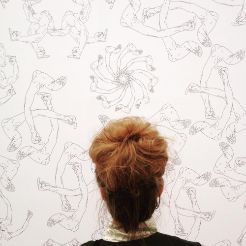 Ai Wei Wei Finger wallpaper 2014 makes a perfect bunhellip