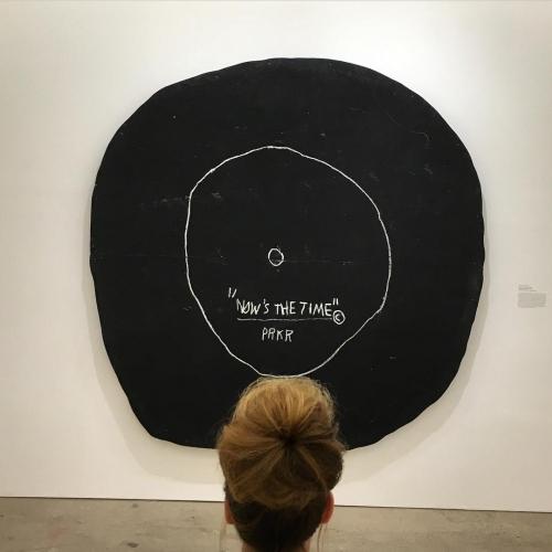 JeanMichel Basquiat foreshadows The Bun nahmadcontemporary
