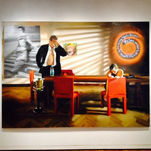 Eric Fischl seattleartmuseum seattle art