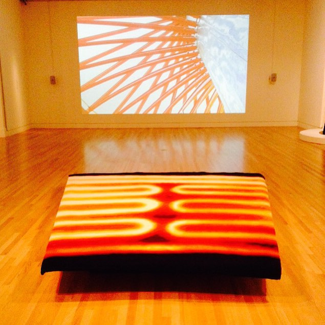 Leo Saul Berk @fryeartmuseum #seattle