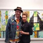 Jason McLean and painting #arttoronto