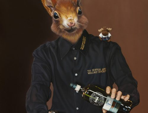 Society Squirrel (and the Angel's Share), Scotch Malt Whisky Society, Canada