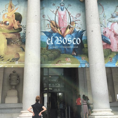The biggest exhibition of hieronymusbosch museodelprado madrid spain