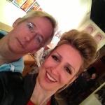 Carollyne Yardley and Brad Pasutti