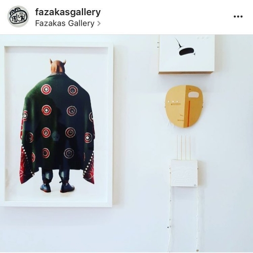 Tonight! Fazakas Gallery and WAAP grand opening Reception June 25hellip