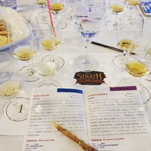 And were back whisky tasting smws SMWSCanada canada
