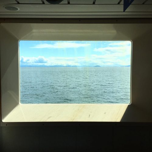 Window oceanview