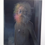 Lisa Yuskavage, Dude of Sorrows, 2015 @davidzwirner #friezelondon