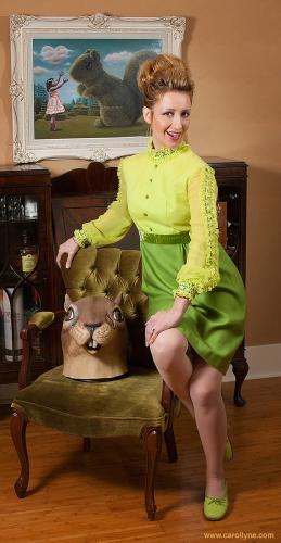 Styled by Carollyne Yardley, photo by Tony Bounsall, Focus Magazine Feb 2013