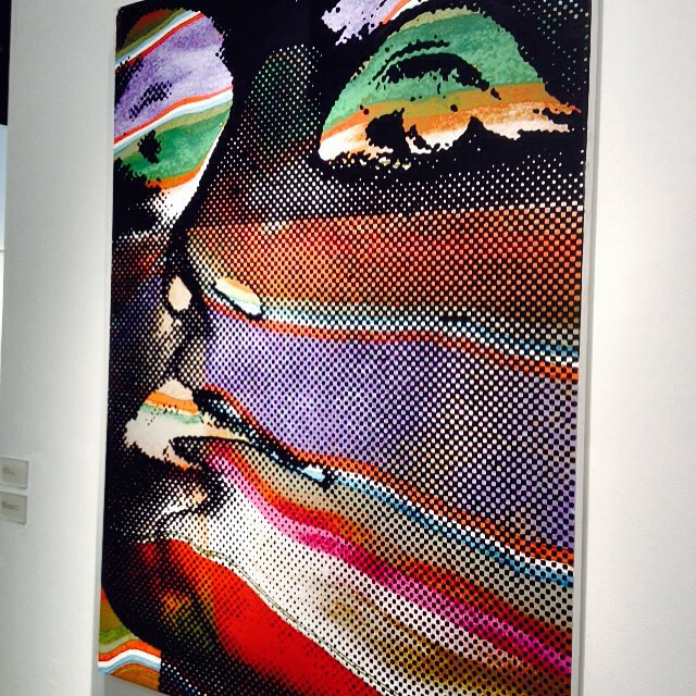 #richardphillips 2015 @gagosiangallery #seattleartfair #seattle