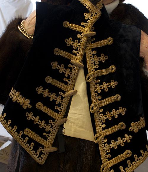 Skinner's Horse Vest