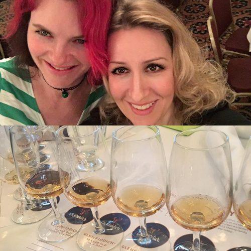Winning St Patricks Day with a glenfiddichwhisky tasting led byhellip