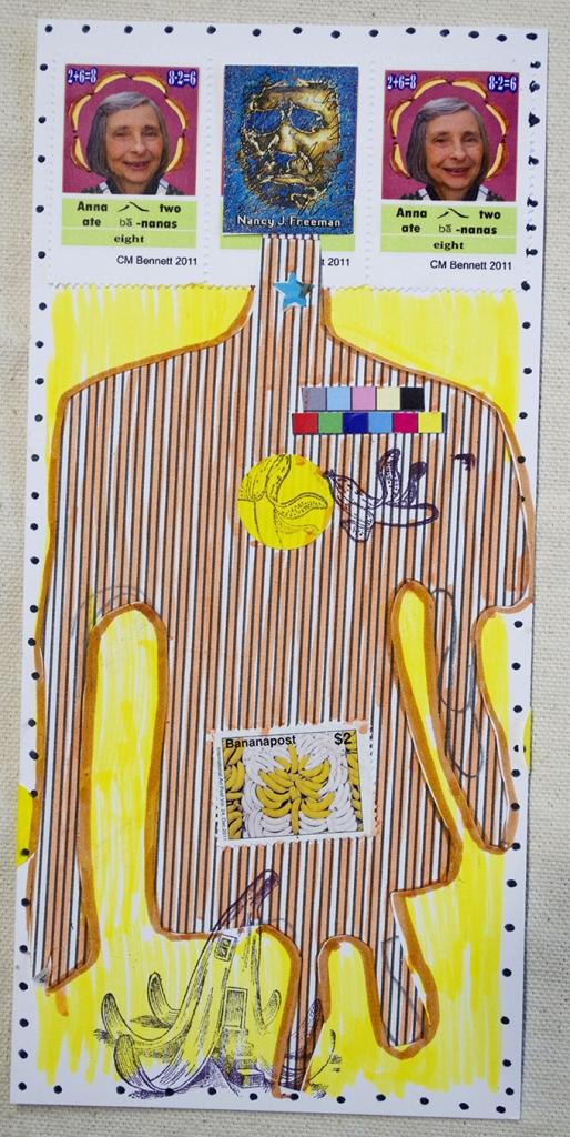 Mail art - B Side.