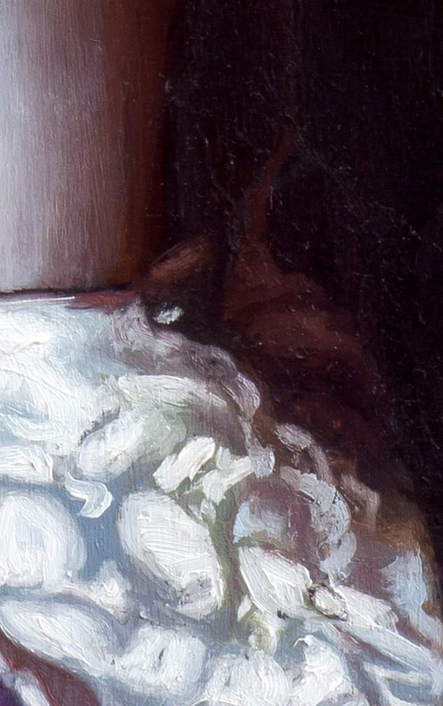 Hunt of the Unicorn Cont'd, detail