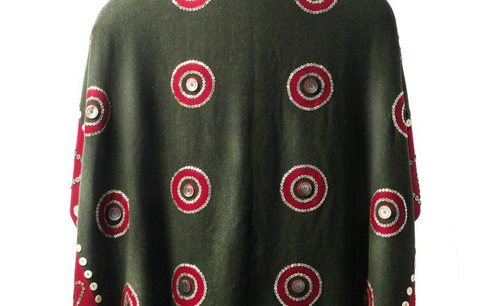 The Matrix (Rande Cook Regalia Back View). Pigment prints Moab Fine Cotton Velvet Paper - 24