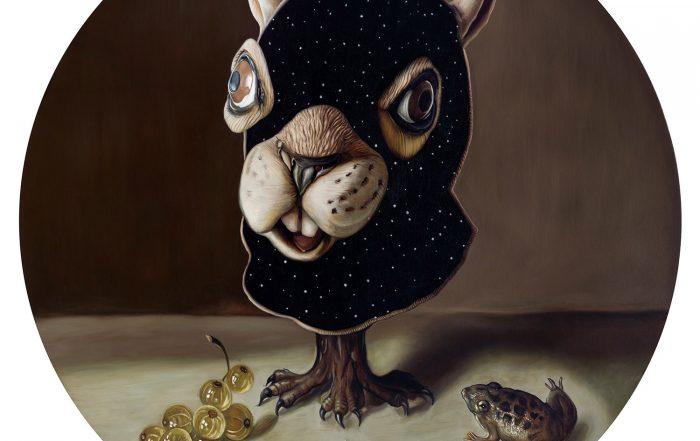 Still Life Squirrel Mask, 36