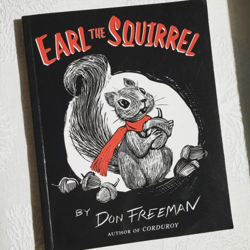 Earl the Squirrel gets in trouble for accepting a nutcrackerhellip