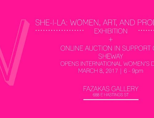 SHEILA: Women, Art, and Production, Fazakas Gallery