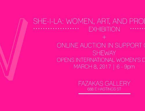 SHEILA: Women, Art, and Production, Fazakas Gallery
