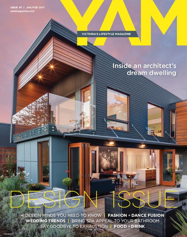 YAM Magazine Cover Jan/Feb17 issue.