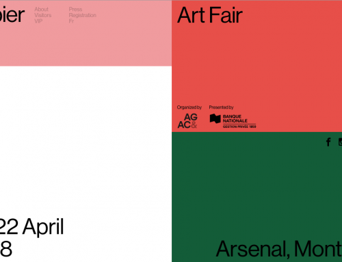 Foire Papier – Papier Art Fair | 19-22 April 2018 | Foire d'art contemporain | Contemporary Art Fair