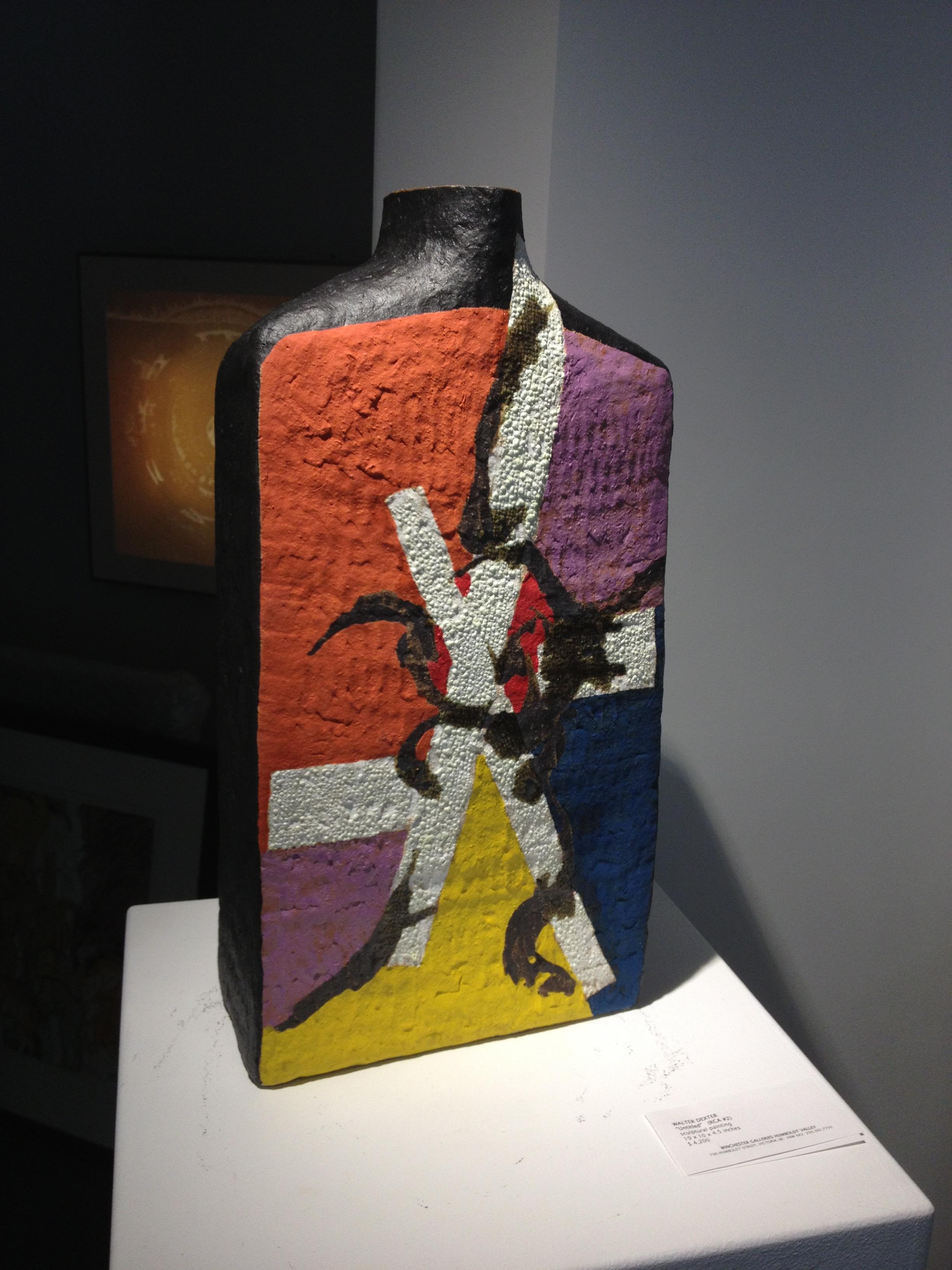 Walter Dexter, new works, 2013