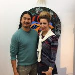 with Brendan Tang